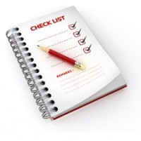 Monthly checklist for dealers