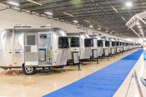 Airstream Of DFW Indoor Showroom inventory online