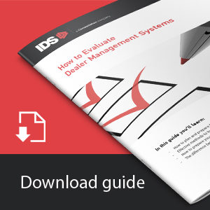 Guide - How to Evaluate Dealer Management Systems