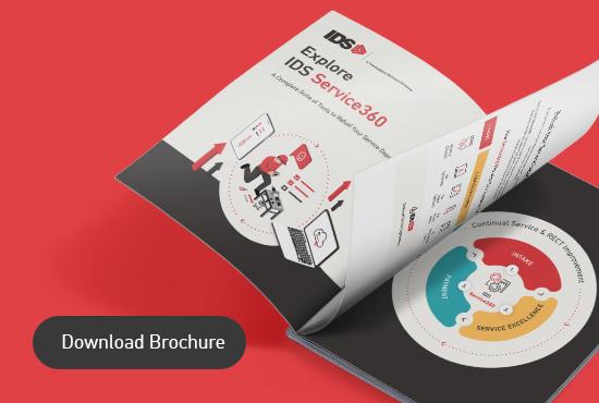 IDS Service360 Brochure