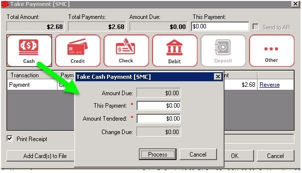 Payment Window G2 - 5