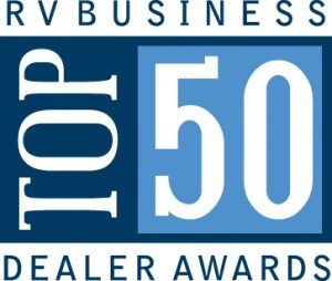 RVBusiness Top 50 RV Dealers Awards