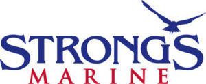 Strong's Marine Logo