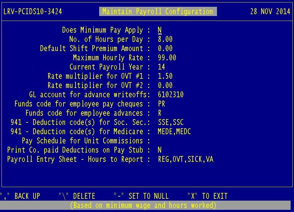Year End Payroll -4