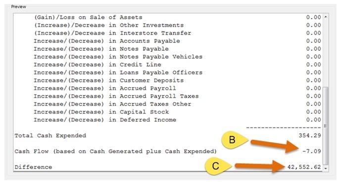 cash flow report -5