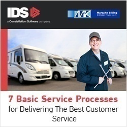 7 basic processes all service writers in rv dealerships must implement - Service Writer