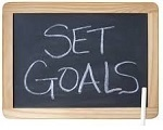 Set inventory goals