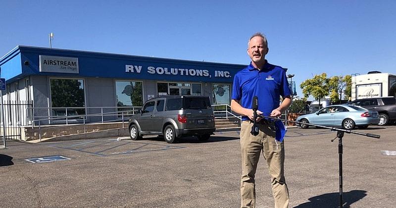 Matt Leffingwell, General  ManagerRV Solutions